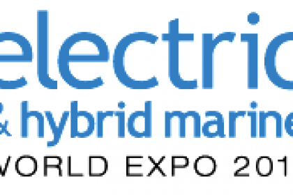 Electric and Hybrid Marine World Expo Logo